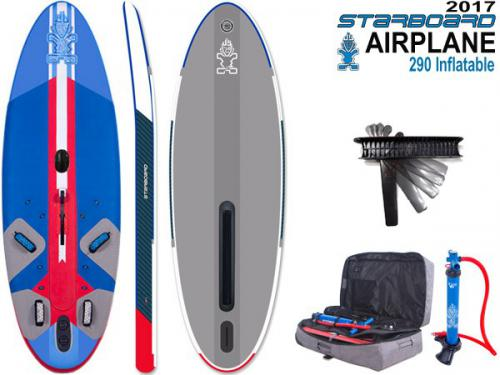 Starboard SUP Airplane